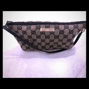 Authentic Gucci Cosmetic Bag